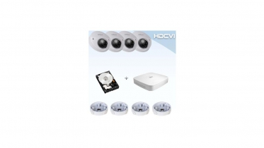 HDCVI DOME KIT IN
